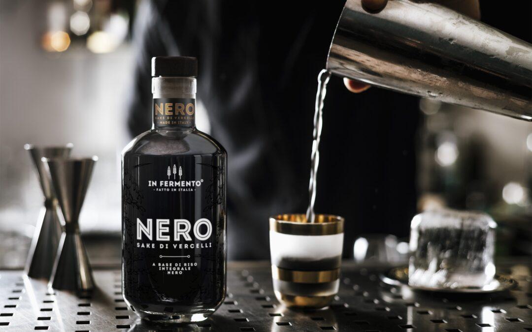 最新グルメ情報11イタリア生まれの黒い酒「サケ・ネーロ SAKE NERO