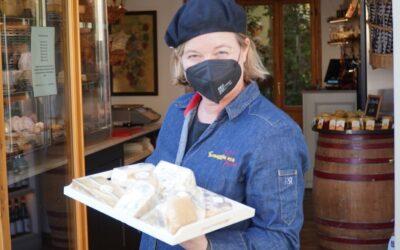最新グルメ情報14待望のチーズ専門店「フォルマッジョテカ・テロワール」フィレンツェにオープン