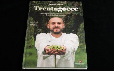 最新グルメ情報18EVオリーブオイルが主役の料理本、トレンタゴッチェ