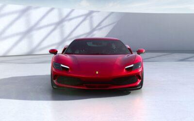 クルマ通信20フェラーリ新型車発表『296GTB』