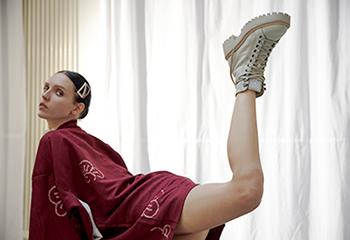 今欲しいのはボリューム靴!イタリア製ならではの品質とデザイン性