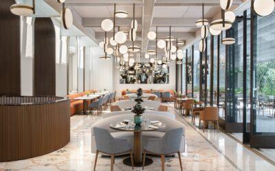最新グルメ情報26アフターパンデミックを見据え、五つ星ホテルのレストランも再始動