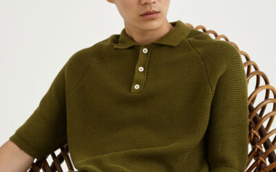 SCAGLIONE FUNCTIONAL HIGH QUALITY KNITWEAR #99ce09